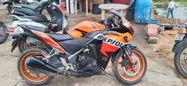 Honda cbr repsol good condition no problam