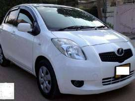 Toyota Vitz 2005 Just On Easy Down Payment And Istallment