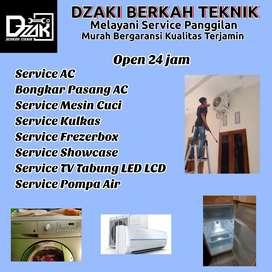 Service AC Kulkas Frezer Servis Mesin Cuci AC Bongkar Pasang Surabaya