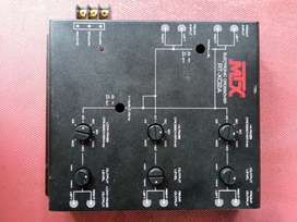 MTX electronic crossover RT-X02A