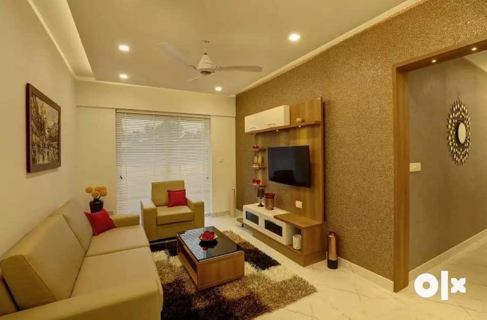 brand new fully furnished 3bhk near lulu