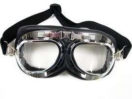 Kacamata Goggle goggles retro vintage buat biker motor harley vespa ID