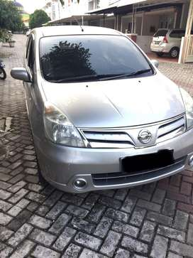 Nissan Grand Livina 1.5 XV Manual (M/T), Tahun 2011, Warna Abu Abu