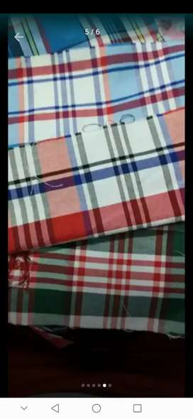 IMPORTED FABRIC FOR SPRING SHIRTS