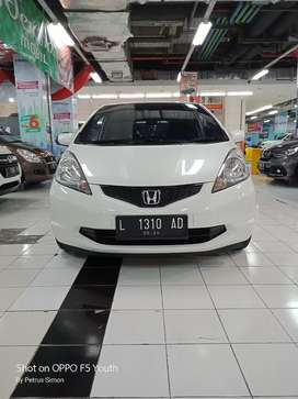 Honda Jazz s 2009 putih manual harga kredit dp minim