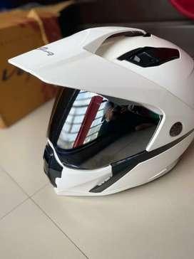 Vega Mount Helmet with Miror vision