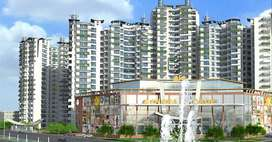 2BHK flat on Ground floor in Crossing Republic Ajanra Genx