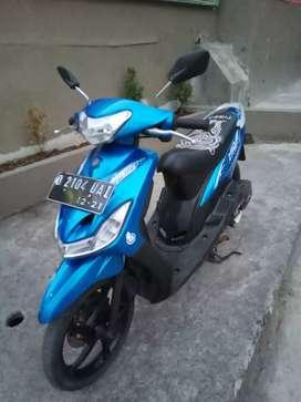 Yamaha mio garnis tahun 2011 mesin adem pajak panjang
