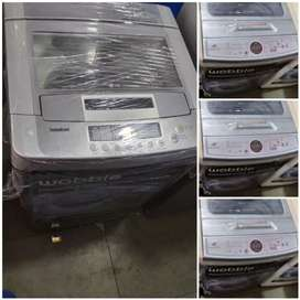 With 5 year warranty fully automatic washing machine