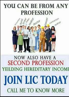 LIC Agent recruitment