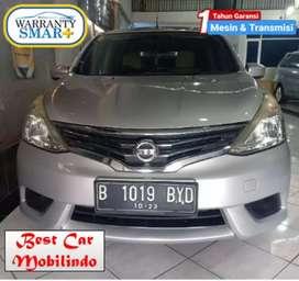 Nissan Grand Livina XV 1.5 AT 2013 Garansi mesin & Transmisi 1th