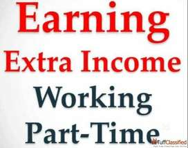 घर से ही काम करके  कमाए जितना आप कमाना चाहे | कोई भी कमा सकता है |