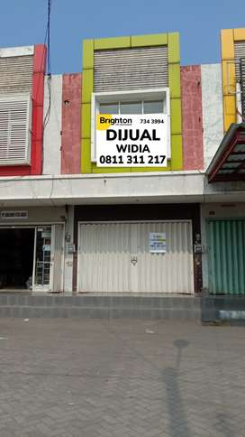 Ruko Raya Driyorejo City Tembus Sampai Belakang