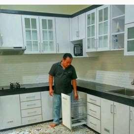 Kitchen Set Mewah Fin Duco