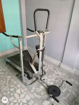 Cosco Fitness 4-in-1 Gym Equipment