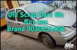 Old/Unused/Scrap/Cars/Buyerss