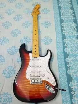 Hertz electric guitar
