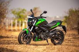 Bajaj Dominar 400 showroom condition