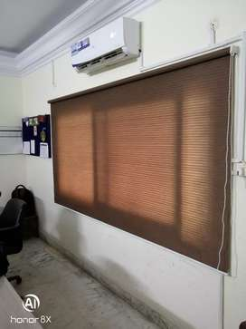 Window Motorised Blinds, Roller Blinds