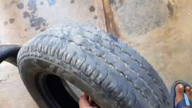 JK tyres 4 showroom tyres used 10000 km only