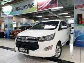 Toyota Innova 2.4 G Lux AT Km 9 rb 2018 Pajak Baru Barang Sangat Antik