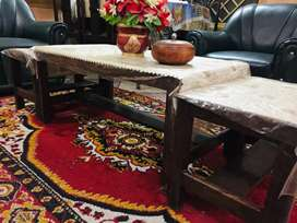Centre table set of 3 piece