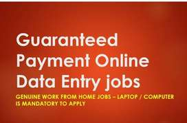 Genuine and Simple - Onine Data Entry/Typing jobs-Apply Now or Call HR