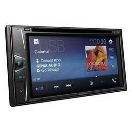 Head Unit Pioneer AVH G 215 BT | FAJAR MOBIL |