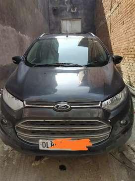 2014 December month ford Ecosport diesel 82000
