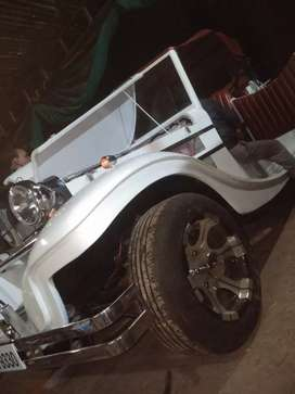 Modified vintage cars available on order