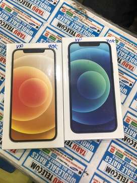 Iphone 12 128gb white/blue seal pack