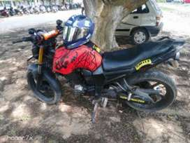 Full modified fz and its one of the better Modified bike