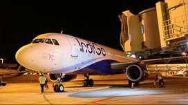 Airport Jobs Open in Indigo Airlines