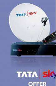 TATA SKY AND  AIRTEL DTH BOX