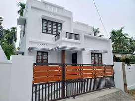 3 bhk 1200 sqft 3.75 cent new build house at aluva near muppathadam