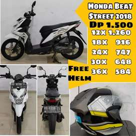 Honda Beat Street 2018 ( Khusus Kredit)
