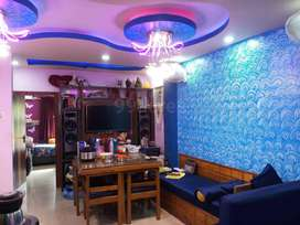Full furnished 2 bhk Flat At Bhadrabari, Barasat