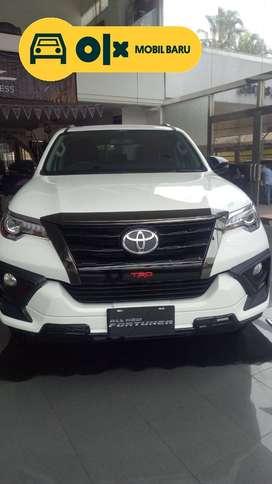 [Mobil Baru] Toyota Fortuner VRZ kick off TRD Diesel All New Gres 2019
