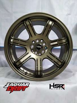 Velg Original Hsrwheel SIAK Ring 18x8 H5x100 5x114,3 Xpander innova