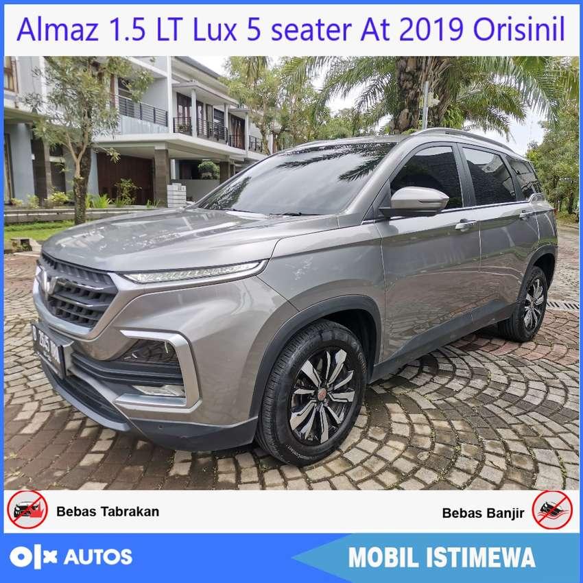 Wuling Almaz 1.5 LT Lux At 2019 Full Orisinil Bisa Kredit