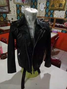 Jaket kulit asli garut realpict