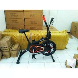 sepeda statis platinum bike FC-388N IR-022 treadmill murah