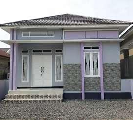 Dijual rumah beton permanen