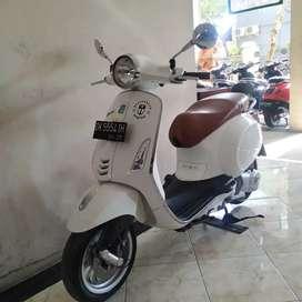 Bali dharma motor, jual Vespa Primavera thn 2015