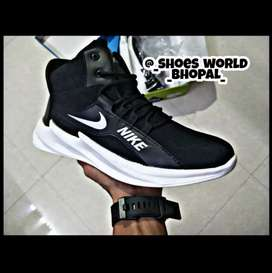 Nike air mix shark sole sneakers