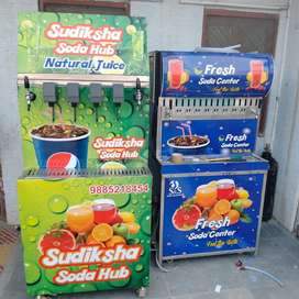 Mega soda machine for sale shop and vechile model