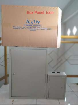 Box panel merk icon indoor