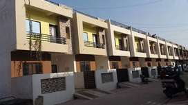 Duplex row houses 2 and 3 bhk