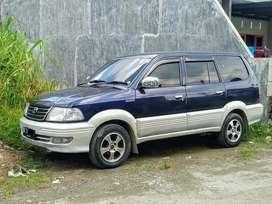 Mobil kijang krista 2004 diesel