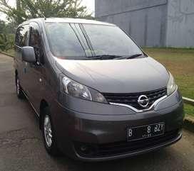 Nissan Evalia SV Manual 2012